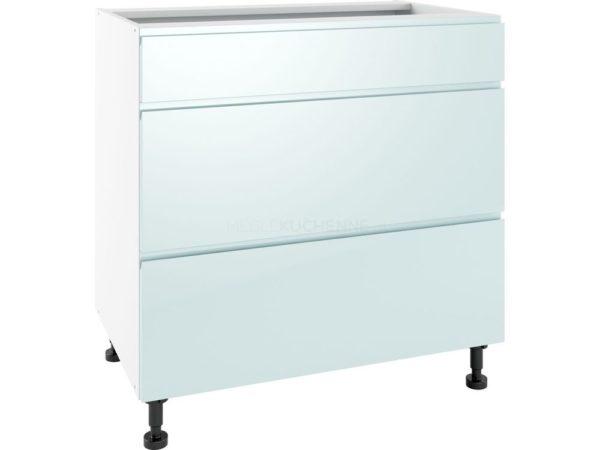 Szafka Vegas PSZ 80-3 Blue dolna z szufladami