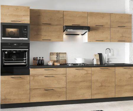 Kuchnia Bono zestaw 320 cm A – styl nowoczesny