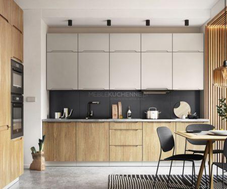 Kuchnia Zoya zestaw 300 cm A – styl nowoczesny