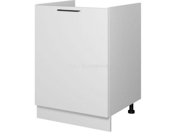 Szafka Bono D60 PC P-L pod płytę biała alaska