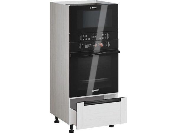 Zabudowa sprzętu AGD Olivia Soft Black KPM60SS1